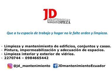 jd mantenimiento